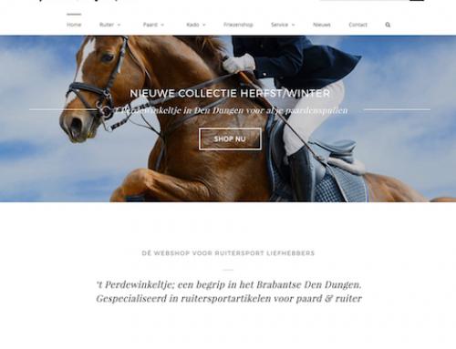 Ruitersport webshop